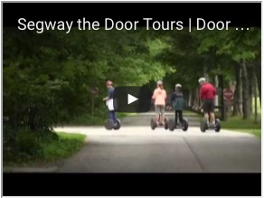 Segway the Door Tours