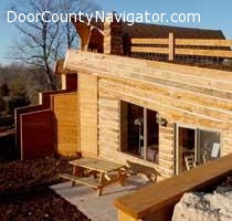 Relax in peace at Door County Cottages