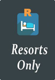 Resorts Only