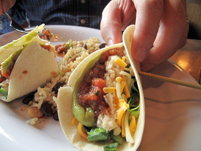 Shipwrecked Fish Tacos in Egg Harbor Wi