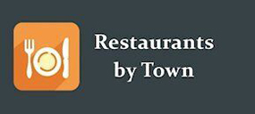 Restaurants By Town