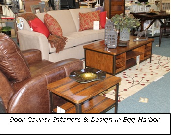 Door County Interiors And Design In Egg Harbor