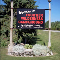 frontier-wilderness-campground-egg-harbor-wisconsin