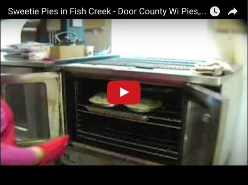 Sweetie Pies In Fish Creek Door County Wi Door County