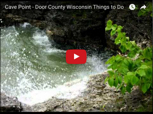 Cave Point Door County Wisconsin Door County Navigator