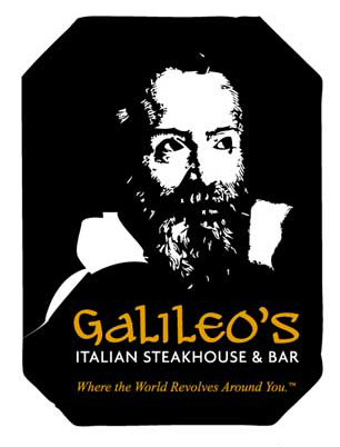 Galileo's Italian Food logo in Egg Harbor Wi