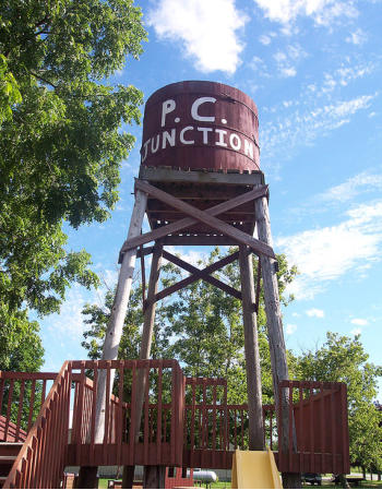 PC Junction Water tower