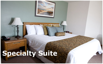 Ephraim Wi lodging, Pine Grove Resort Resort Specialty Suite, Door County